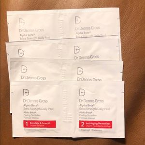 Sephora Makeup - Dr. Dennis Gross Alpha Beta daily peels
